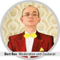 Bert Rex Moderation und Zauberer