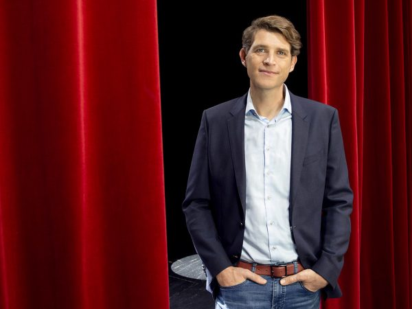 Bart Dewijze - Neuer Leiter Kulturhaus Osterfeld Pforzheim